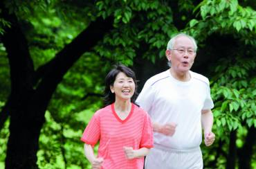 Exercise in a Older Person