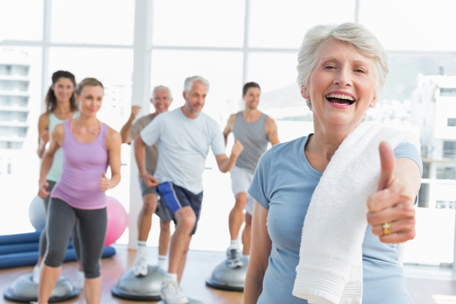 3rd Point to Healthy Ageing